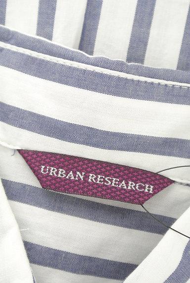 URBAN RESEARCH(アーバンリサーチ)の古着「ストライプ柄2WAYシャツ(カジュアルシャツ)」大画像6へ