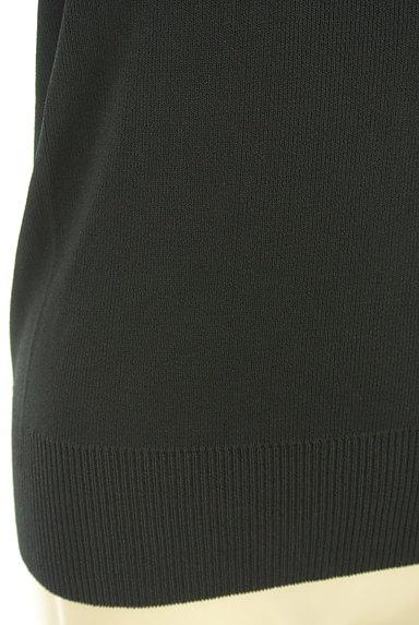 axes femme(アクシーズファム)の古着「パール付きレース五分袖ニット(ニット)」大画像5へ