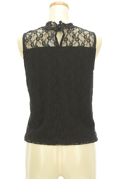 axes femme(アクシーズファム)の古着「装飾総レースカットソー(カットソー・プルオーバー)」大画像2へ
