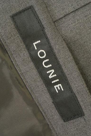LOUNIE(ルーニィ)の古着「サイドシフォンプリーツアシメロングスカート(ロングスカート・マキシスカート)」大画像6へ