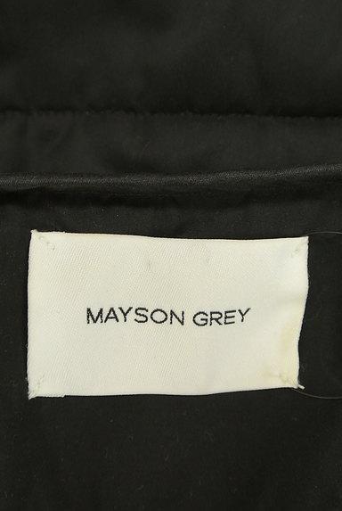 MAYSON GREY(メイソングレイ)の古着「ノーカラー中綿ロングコート(コート)」大画像6へ