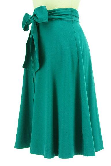 PROPORTION BODY DRESSING(プロポーションボディ ドレッシング)の古着「フロントボタンカラースカート(スカート)」大画像3へ