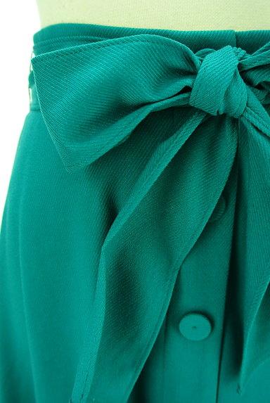 PROPORTION BODY DRESSING(プロポーションボディ ドレッシング)の古着「フロントボタンカラースカート(スカート)」大画像4へ