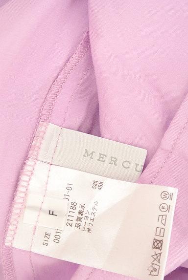 MERCURYDUO(マーキュリーデュオ)の古着「キャンディスリーブカットソー(カットソー・プルオーバー)」大画像6へ