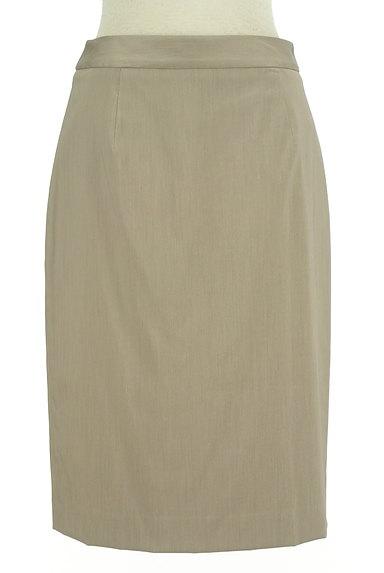 LAUTREAMONT(ロートレアモン)の古着「バックスリットタイトスカート(スカート)」大画像1へ