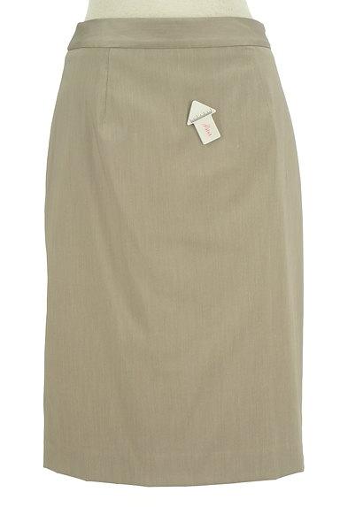 LAUTREAMONT(ロートレアモン)の古着「バックスリットタイトスカート(スカート)」大画像4へ