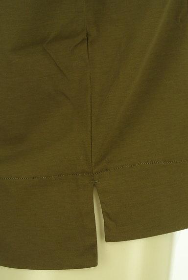 qualite(カリテ)の古着「後ろドレープスクエアカットソー(カットソー・プルオーバー)」大画像5へ