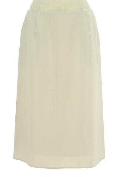NEW YORKER(ニューヨーカー)の古着「なめらか上品なセミフレアスカート(スカート)」大画像1へ