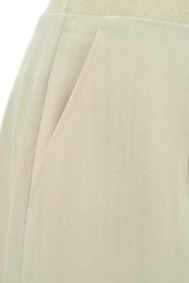 NEW YORKER(ニューヨーカー)の古着「なめらか上品なセミフレアスカート(スカート)」大画像4へ