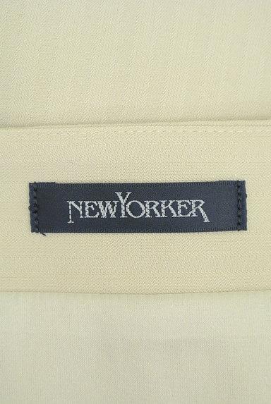NEW YORKER(ニューヨーカー)の古着「なめらか上品なセミフレアスカート(スカート)」大画像6へ