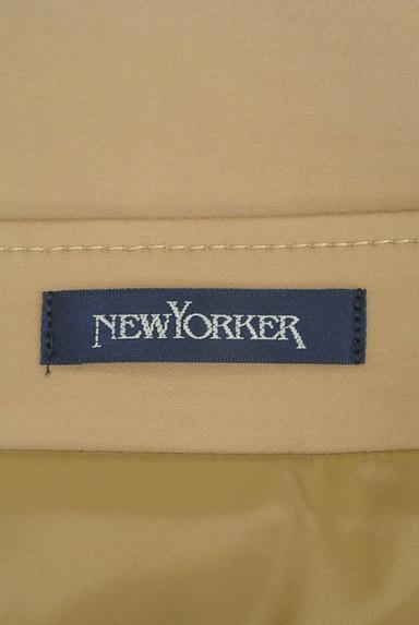 NEW YORKER(ニューヨーカー)の古着「揺れるサイドバックルフレアスカート(ロングスカート・マキシスカート)」大画像6へ