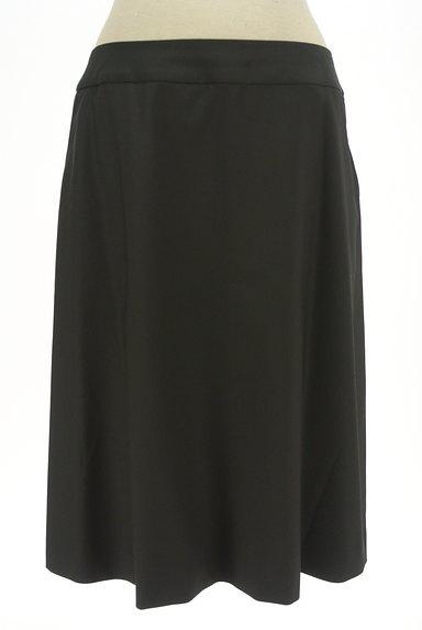 NEW YORKER(ニューヨーカー)の古着「艶めくなめらかフレアスカート(スカート)」大画像1へ