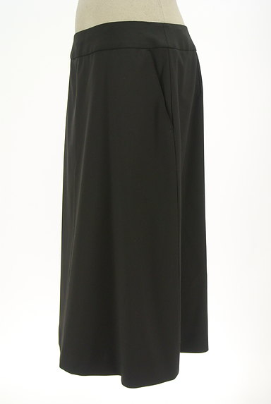 NEW YORKER(ニューヨーカー)の古着「艶めくなめらかフレアスカート(スカート)」大画像3へ