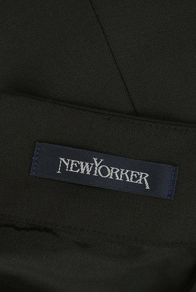 NEW YORKER(ニューヨーカー)の古着「艶めくなめらかフレアスカート(スカート)」大画像6へ