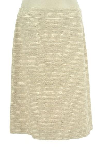 NEW YORKER(ニューヨーカー)の古着「大人のツイードセミタイトスカート(スカート)」大画像1へ