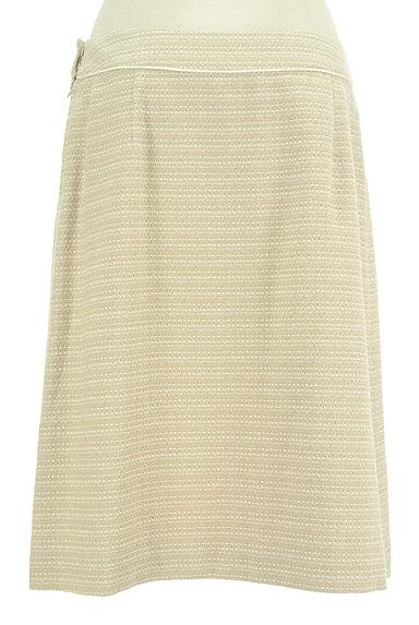 NEW YORKER(ニューヨーカー)の古着「大人のツイードセミタイトスカート(スカート)」大画像2へ