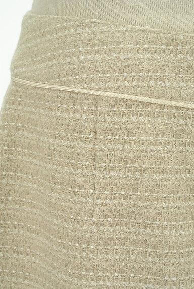 NEW YORKER(ニューヨーカー)の古着「大人のツイードセミタイトスカート(スカート)」大画像4へ