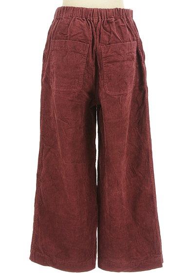 coen(コーエン)の古着「カラーコーデュロイワイドパンツ(パンツ)」大画像2へ