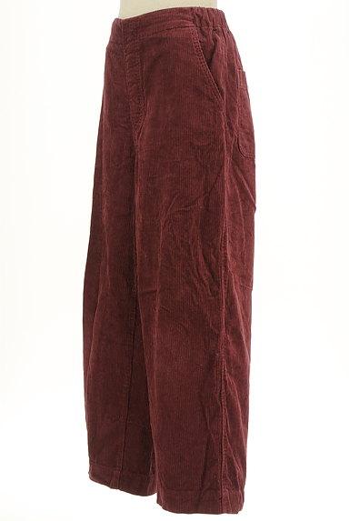 coen(コーエン)の古着「カラーコーデュロイワイドパンツ(パンツ)」大画像3へ
