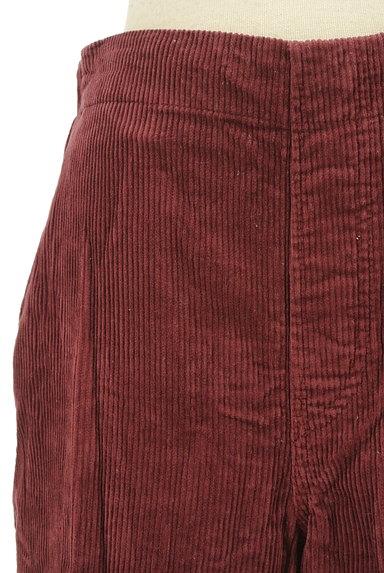 coen(コーエン)の古着「カラーコーデュロイワイドパンツ(パンツ)」大画像4へ