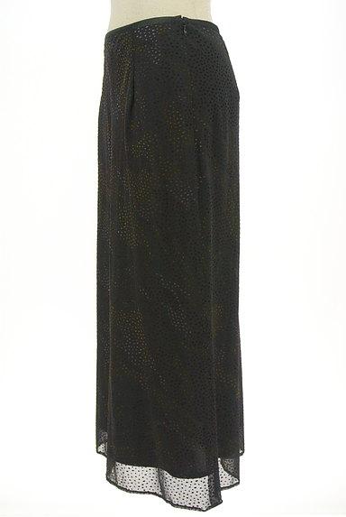 23区(23ク)の古着「グラデフロッキーナロースカート(ロングスカート・マキシスカート)」大画像3へ