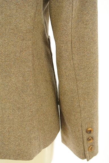 23区(23ク)の古着「秋冬レトロなウールジャケット(ジャケット)」大画像4へ