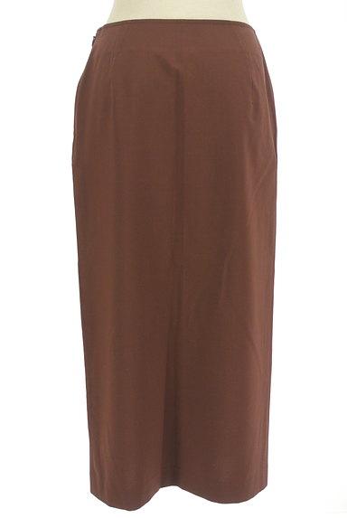LUI CHANTANT(ルイシャンタン)の古着「フロントスリットタイトスカート(ロングスカート・マキシスカート)」大画像2へ