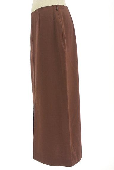 LUI CHANTANT(ルイシャンタン)の古着「フロントスリットタイトスカート(ロングスカート・マキシスカート)」大画像3へ