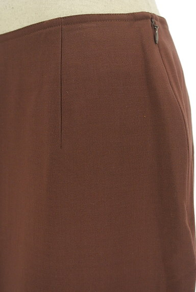 LUI CHANTANT(ルイシャンタン)の古着「フロントスリットタイトスカート(ロングスカート・マキシスカート)」大画像4へ