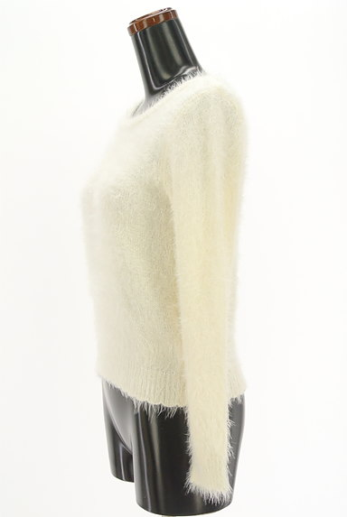 LODISPOTTO(ロディスポット)の古着「パールとリボンのふわふわニット(ニット)」大画像3へ