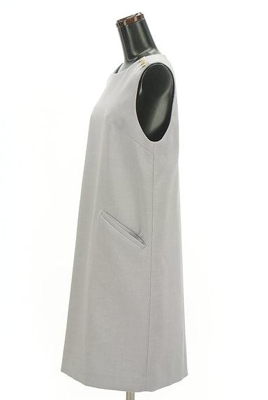 anatelier(アナトリエ)の古着「肩ボタンノースリーブワンピース(ワンピース・チュニック)」大画像3へ