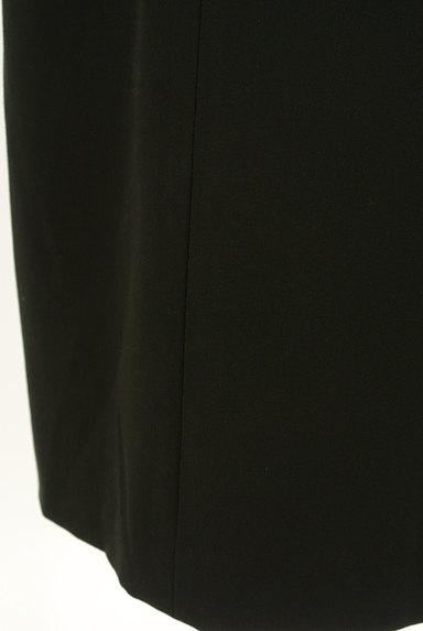 nano・universe(ナノユニバース)の古着「ミモレ丈ジャンパースカート(オーバーオール・サロペット)」大画像5へ