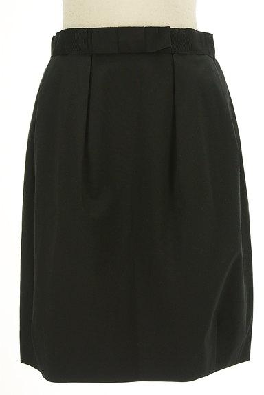 M'S GRACY(エムズグレイシー)の古着「ウエストリボンタックスカート(スカート)」大画像1へ