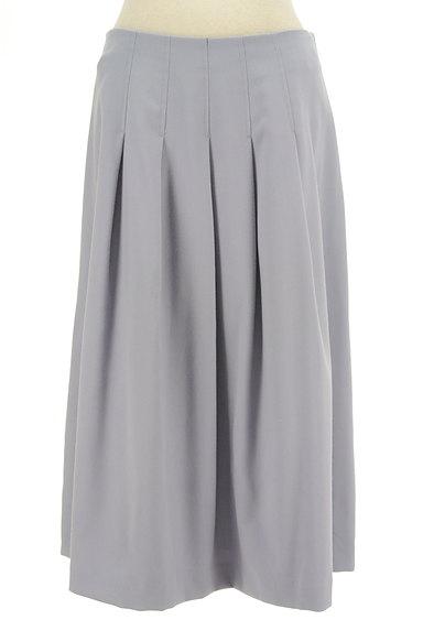 Couture Brooch(クチュールブローチ)の古着「ロングタックフレアスカート(ロングスカート・マキシスカート)」大画像1へ