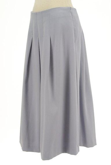 Couture Brooch(クチュールブローチ)の古着「ロングタックフレアスカート(ロングスカート・マキシスカート)」大画像3へ