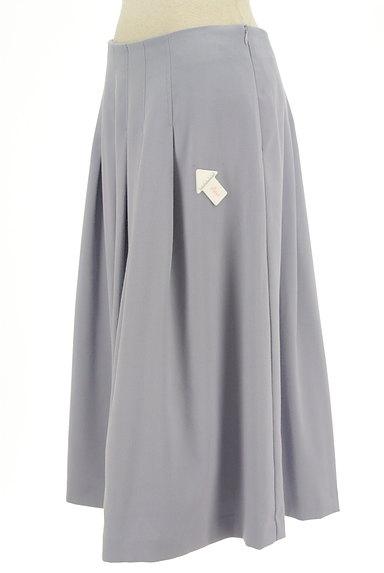 Couture Brooch(クチュールブローチ)の古着「ロングタックフレアスカート(ロングスカート・マキシスカート)」大画像4へ
