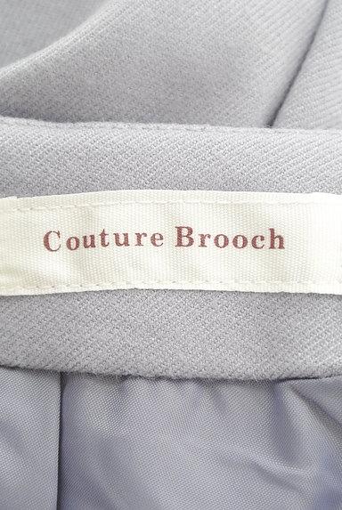 Couture Brooch(クチュールブローチ)の古着「ロングタックフレアスカート(ロングスカート・マキシスカート)」大画像6へ