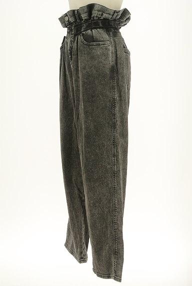 DIESEL(ディーゼル)の古着「ハイウエストテーパードデニム(デニムパンツ)」大画像3へ