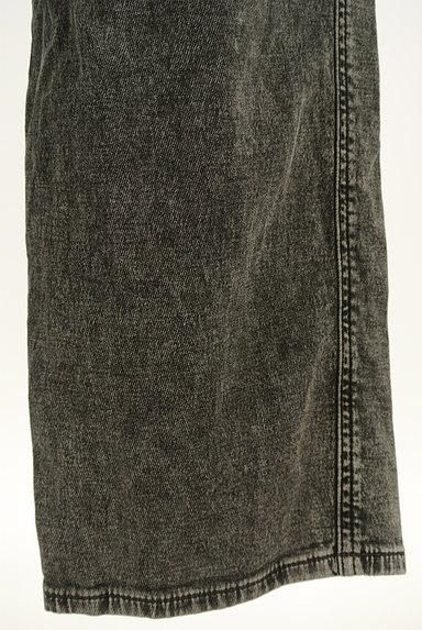 DIESEL(ディーゼル)の古着「ハイウエストテーパードデニム(デニムパンツ)」大画像5へ