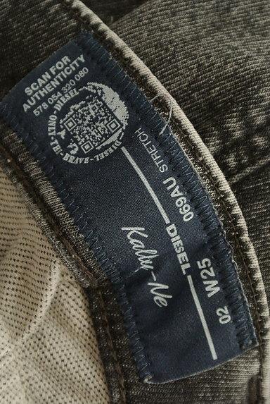 DIESEL(ディーゼル)の古着「ハイウエストテーパードデニム(デニムパンツ)」大画像6へ