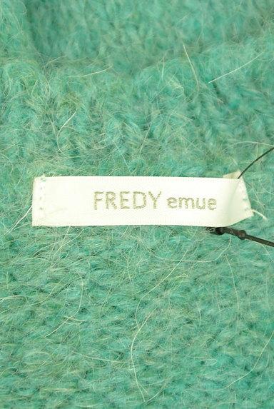 fredy(フレディ)の古着「ふわふわカラーゆったりニット(ニット)」大画像6へ