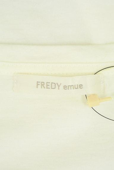 fredy(フレディ)の古着「ドロップショルダーカットソー(カットソー・プルオーバー)」大画像6へ