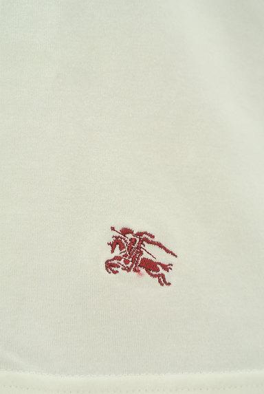 BURBERRY(バーバリー)の古着「チェック切替カットソー(カットソー・プルオーバー)」大画像5へ