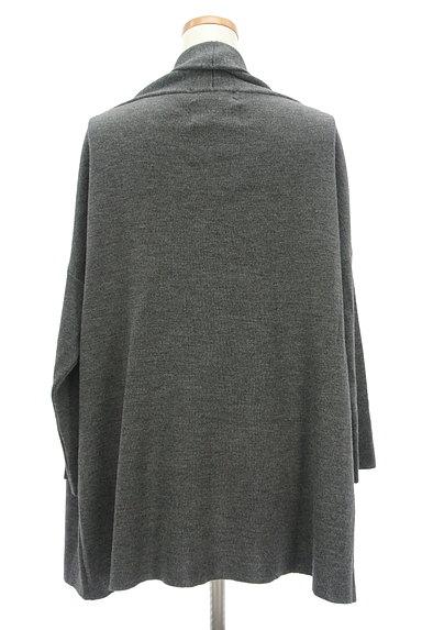 AREA FREE(自由区)の古着「ミドル丈ショールカラーカーディガン(カーディガン・ボレロ)」大画像2へ