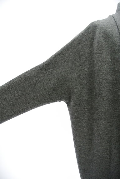 AREA FREE(自由区)の古着「ミドル丈ショールカラーカーディガン(カーディガン・ボレロ)」大画像4へ