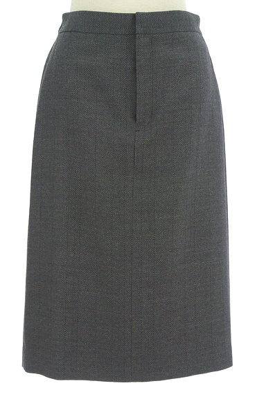 GALERIE VIE(ギャルリーヴィー)の古着「ヘリンボーンミモレスカート(スカート)」大画像1へ