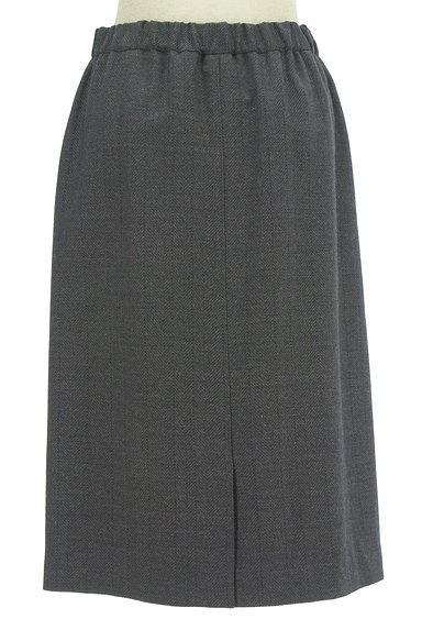 GALERIE VIE(ギャルリーヴィー)の古着「ヘリンボーンミモレスカート(スカート)」大画像2へ