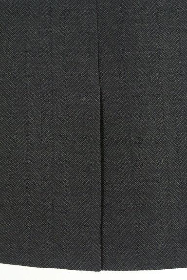 GALERIE VIE(ギャルリーヴィー)の古着「ヘリンボーンミモレスカート(スカート)」大画像5へ