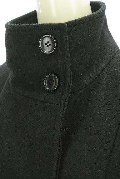 COUP DE CHANCE(クードシャンス)の古着「ウエストマークスタンドカラーコート(コート)」大画像4へ
