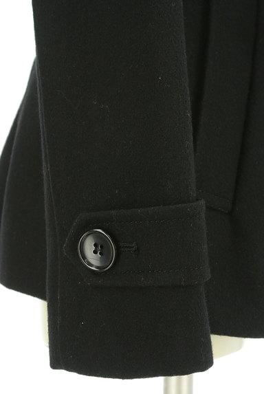 COUP DE CHANCE(クードシャンス)の古着「ウエストマークスタンドカラーコート(コート)」大画像5へ
